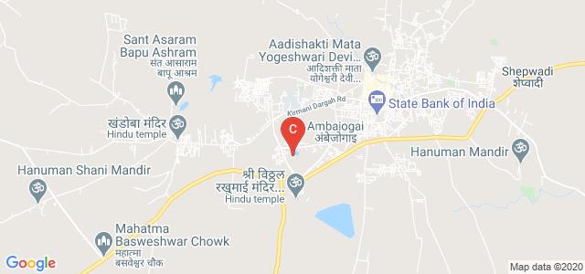 M.B.E. Society's College of Engineering, Ambajogai, Irrigation Colony, Ambajogai, Maharashtra, India