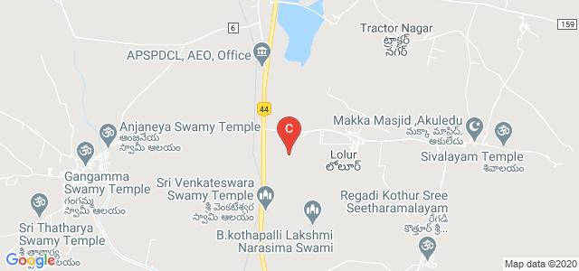 Sri Sai College of Engineering & Technology, Anantapur, Andhra Pradesh, India