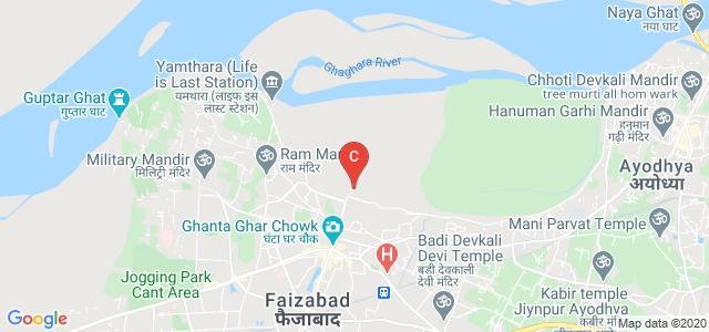 bhabhooti prasad smarak mahavidyalay, Manjha Kala, Faizabad, Uttar Pradesh, India
