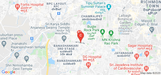 IIFA Multimedia College, Sangeetha Showroom and Dominos, 80 Feet Road, Mysore Bank Colony, Banashankari Stage I, Opposite, Bengaluru, Karnataka, India