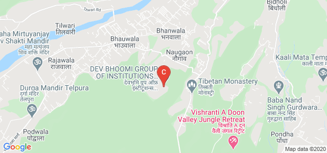 Dev Bhoomi Institute Of Technology And Engineering, Dehradun, Uttarakhand, India