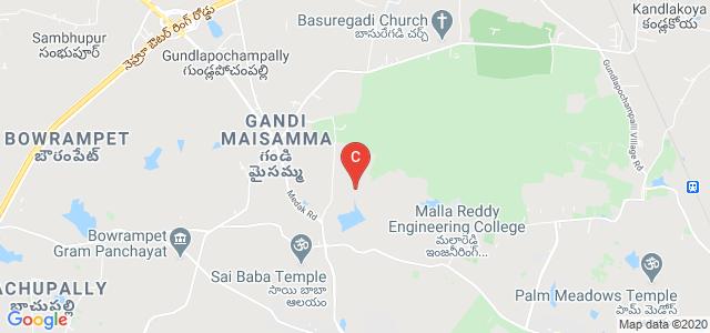 Mahindra University, Bahadurpally, Hyderabad, Telangana, India