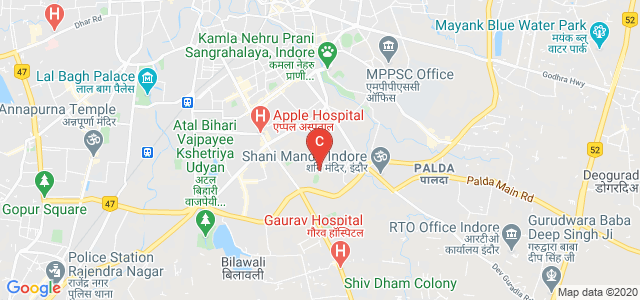 International Institute of Professional Studies, Davv Takshila Parisar, Indore, Madhya Pradesh, India