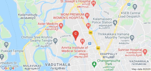 Amrita School of Business, Amrita Nagar, Edappally, Ernakulam, Kerala, India