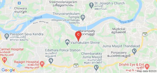MES AIMAT, Mrampally Nusruttal Islam MES Road, Marampally, Kerala, India