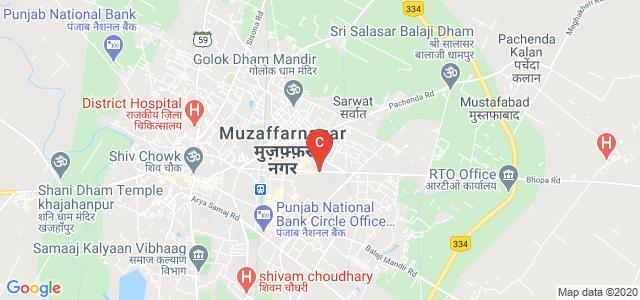 S. D. College of Management Studies, Bhopa Road, Patel Nagar, New Mandi, Muzaffarnagar, Uttar Pradesh, India