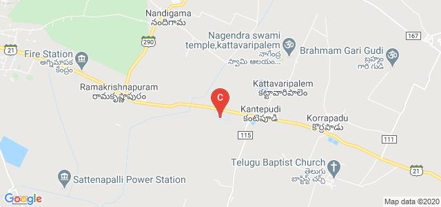 Nalanda Intitute of P.G Studies, Guntur, Andhra Pradesh, India