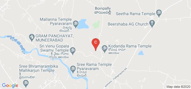 Immanuel business school, Telangana, India