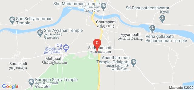 Sri S Ramasamy Naidu Memorial College, National Highway 7, Virudhunagar, Tamil Nadu, India