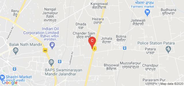 Apeejay Institute of Managment Technical Campus, Jalandhar, Punjab, India