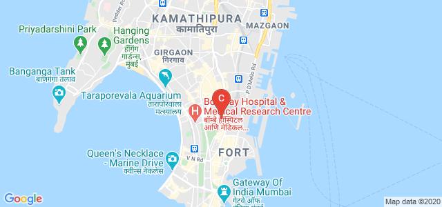 Allana Institute of Management Studies, Dhobi Talao, Chhatrapati Shivaji Terminus Area, Fort, Mumbai, Maharashtra, India
