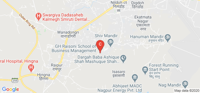 G.H. Raisoni School of Business Management, Nagpur, Maharashtra, India