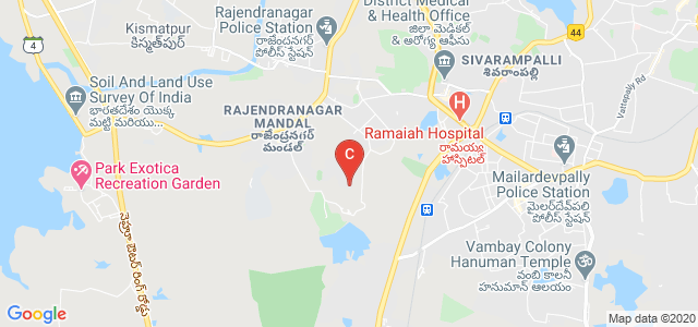 ICAR-National Academy of Agricultural Research Management, ICAR, NAARM Road, Acharya Ng Ranga Agricultural University, Rajendranagar mandal, Hyderabad, Telangana, India