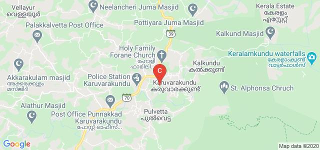 Karuvarakundu, Malappuram, Kerala 676523, India