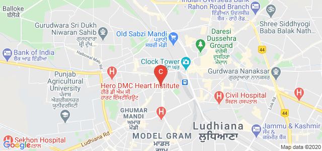 Pinnacle Institute Of Fashion Technology, Fountain Chowk, Koh - E - Fiza, Ludhiana, Punjab, India