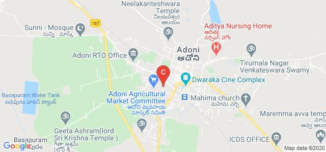PRR Institute of Management Sciences, Vengalapuram, Anantapur, Andhra Pradesh, India