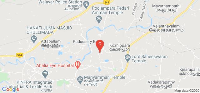 Ahalia School of Management, Ahalia Campus, Vadakarapathy, Kerala, India