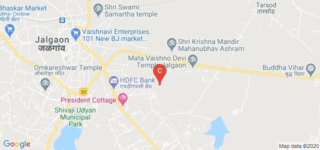 Godavari Institute of Management & Research, BPCL Road, MIDC, Jalgaon, Maharashtra, India