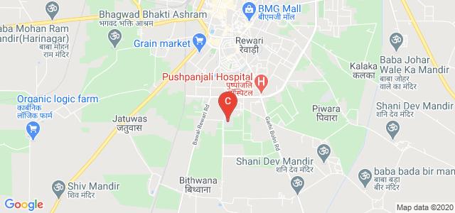 Government Girls College, Rewari, Saraswati Vihar, Rewari, Haryana, India