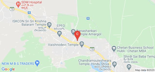 Hubli, Karnataka 580025, India