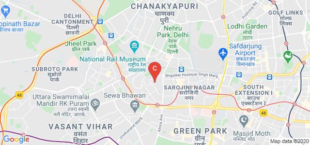 International Institute Of Fashion Technology, Block D, Block D Market, Netaji Nagar, New Delhi, Delhi, India