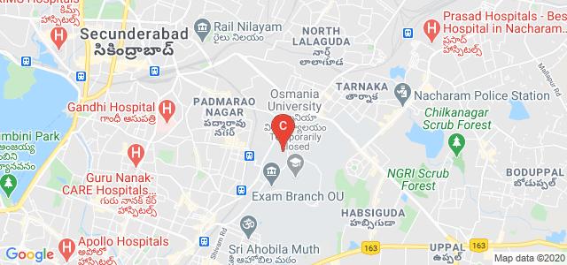University College of Arts and Social Sciences, Osmania University, Amberpet, Hyderabad, Telangana, India