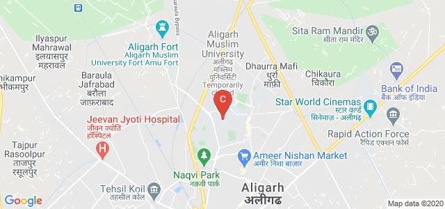 Aligarh Muslim University, Aligarh, Uttar Pradesh, India