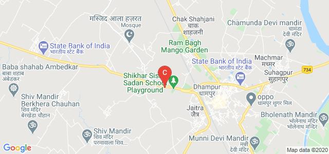 Disha Institute of Science & Technology, Bijnor - Nehtaur Rd, Dhampur, Uttar Pradesh, India