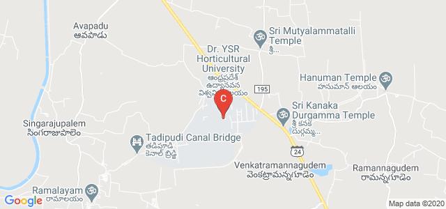 Dr.Y.S.R. Horticultural University, Venkataramannagudem, Andhra Pradesh, India
