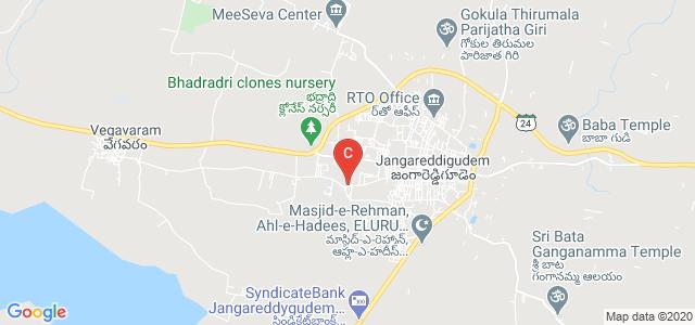 NOVA Degree College, Jangareddigudem, Andhra Pradesh, India