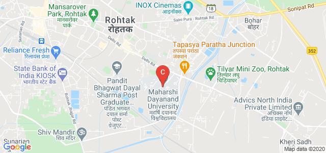 Maharshi Dayanand University, Rohtak, Haryana, India