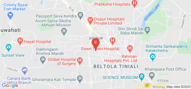 Krishna Kanta Handiqui State Open University, Guwahati Shillong Rd, Dispur, Basisthpur, Guwahati, Assam, India
