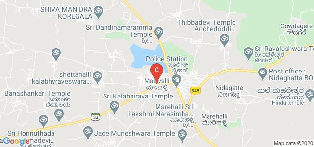 Government First Grade College, Malavalli, Malavalli, Karnataka, India