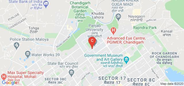 University School Of Open Learning, Panjab University, Sector 14, Chandigarh, India