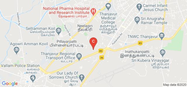 Tamil University, AVP Azhagammal Nagar, Thanjavur, Tamil Nadu, India