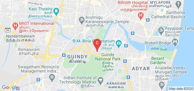 Centre For Distance Education, Sardar Patel Road, Anna University, Guindy, Chennai, Tamil Nadu, India