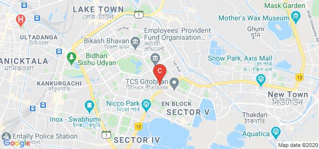 Rabindra Bharati University, EE Block, Sector II, Bidhannagar, Kolkata, West Bengal, India