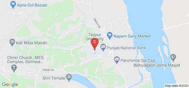 Tezpur University, Napaam, Tezpur, Assam, India