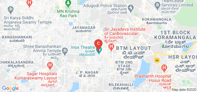 Jain University, 41st Cross Road, Kottapalya, Jayanagara 9th Block, Jayanagar, Bangalore, Karnataka, India