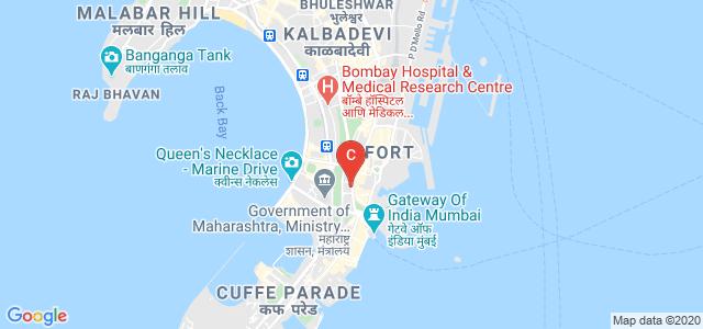 University of Mumbai, Kala Ghoda, Fort, Mumbai, Maharashtra, India