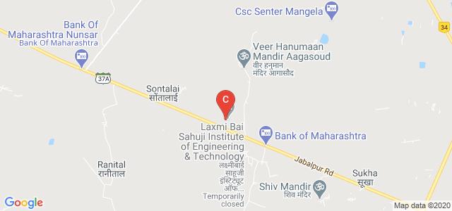 Laxmi Bai Sahuji Institute of Engineering & Technology, Patan Rd, Benikheda, Jabalpur, Madhya Pradesh, India
