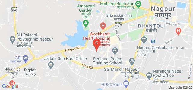Visvesvaraya National Institute Of Technology, S Ambazari Rd, Ambazari, Nagpur, Maharashtra, India