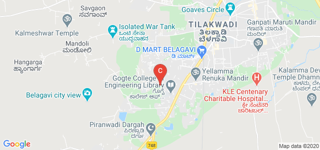 KLE Dr. M.S. Sheshgiri College of Engineering and Technology, Angol Main Road, KLEMSSCET, kalameshwar Housing Colony, Udyambag, Belgaum, Karnataka, India