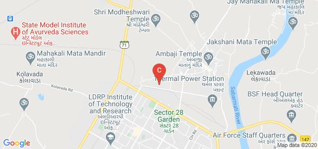 Government Engineering College, Gandhinagar, Sector 28 GIDC, Sector 28, Gandhinagar, Gujarat, India