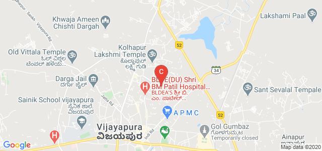 BLDEA's V P Dr PG Halakatti College of Engineering & Technology, Adarsh Nagar, Bijapur, Karnataka, India
