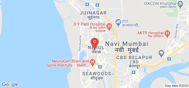 Terna Engineering College, Phase II, Nerul West, Nerul, Navi Mumbai, Maharashtra, India