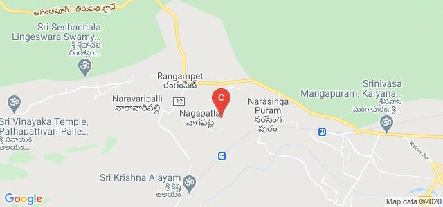Sree Vidyanikethan Engineering College, Anantapur - Tirupati Highway, Rangampet, Andhra Pradesh, India