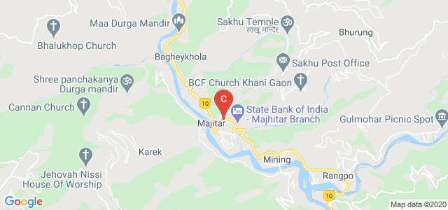 Sikkim Manipal Institute of Technology, Rangpo, Sikkim, India