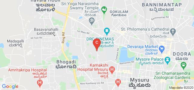 University of Mysore, Mysore, Karnataka, India
