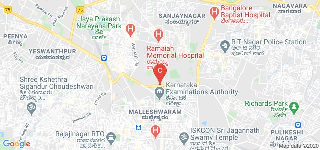 Indian Institute of Science, CV Raman Road, Bangalore, Karnataka, India